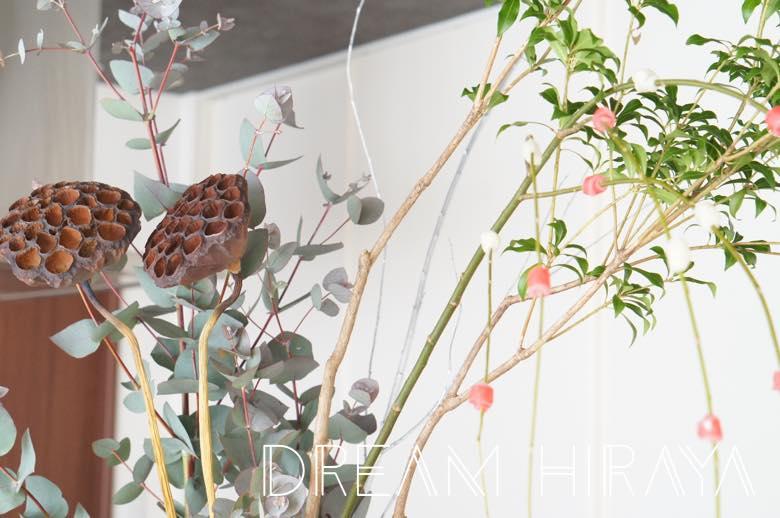 ◆おしゃれ&シンプルなお正月飾りとお花◆