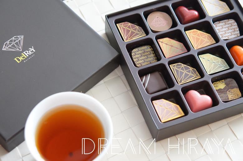 ◆人気&美味しいベルギーの老舗高級チョコレートランキング!「DelRey」「GODIVA」「BRUYERRE」◆